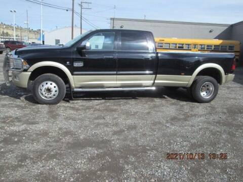 2012 RAM Ram Pickup 3500 for sale at Auto Acres in Billings MT