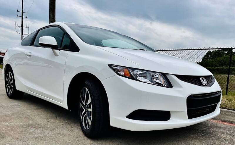 2013 Honda Civic for sale at ELITE AUTO EXPERT in Houston TX