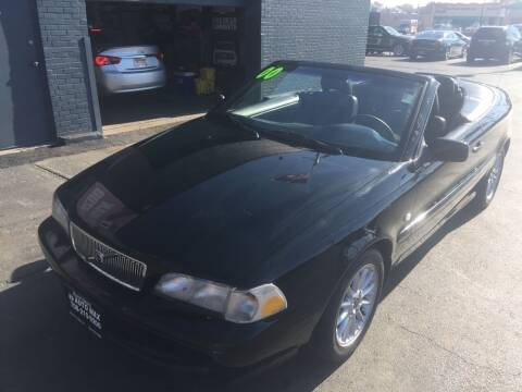 2000 Volvo C70 for sale at ROUTE 6 AUTOMAX in Markham IL