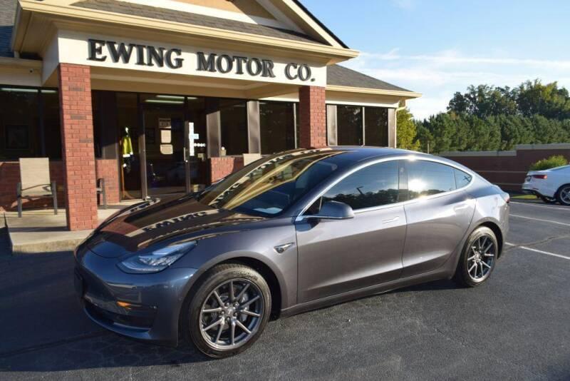 2018 Tesla Model 3 for sale at Ewing Motor Company in Buford GA