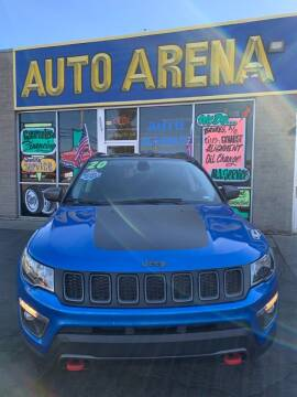 2020 Jeep Compass for sale at Auto Arena in Fairfield OH