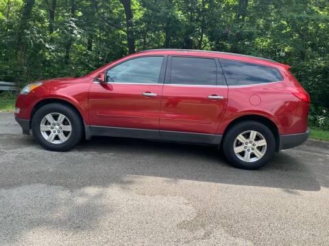2012 Chevrolet Traverse for sale at Elite Auto Plaza in Springfield IL
