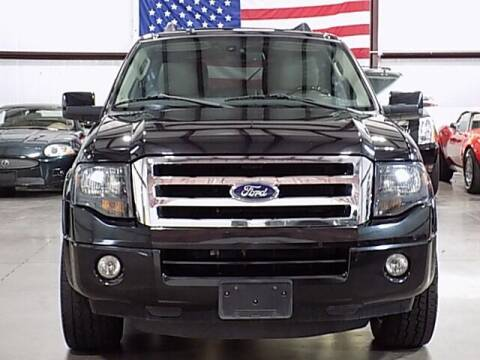 2013 Ford Expedition for sale at Texas Motor Sport in Houston TX