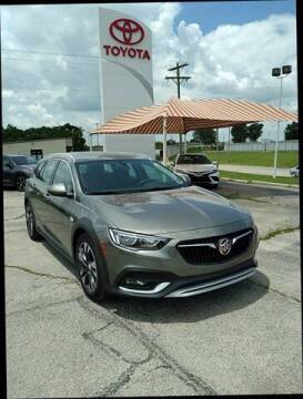 2018 Buick Regal TourX for sale at Quality Toyota in Independence KS
