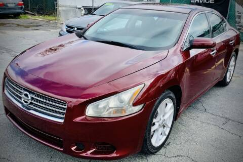 2011 Nissan Maxima for sale at RD Motors, Inc in Charlotte NC