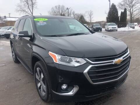 2019 Chevrolet Traverse for sale at Newcombs Auto Sales in Auburn Hills MI