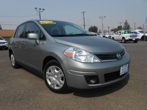 2010 Nissan Versa for sale at McKenna Motors in Union Gap WA