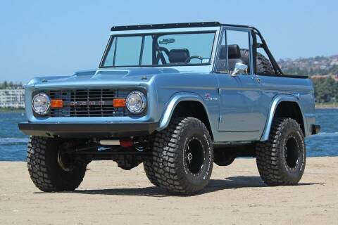 1975 Ford Bronco for sale at Precious Metals in San Diego CA
