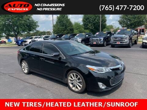 2014 Toyota Avalon for sale at Auto Express in Lafayette IN