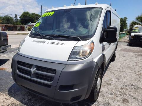 2016 RAM ProMaster Cargo for sale at Autos by Tom in Largo FL