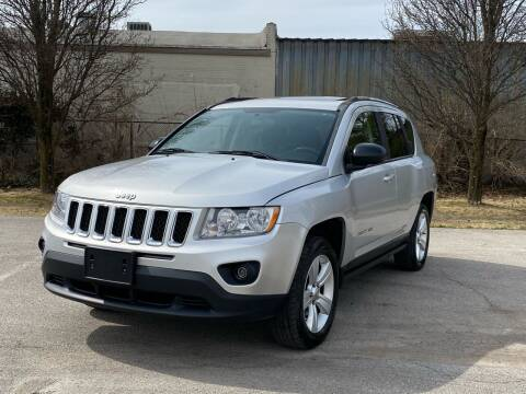 2011 Jeep Compass for sale at Hadi Auto Sales in Lexington KY