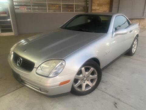 1999 Mercedes-Benz SLK for sale at Car Planet Inc. in Milwaukee WI