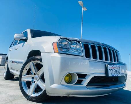 2007 Jeep Grand Cherokee for sale at Bay Cars R Us in San Jose CA
