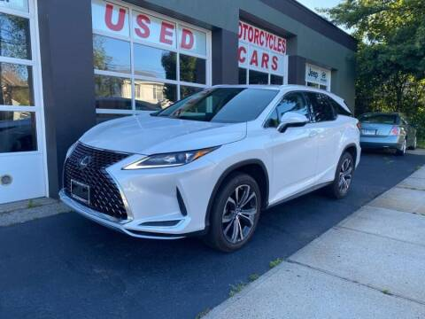 2020 Lexus RX 350L for sale at Village Auto Sales in Milford CT