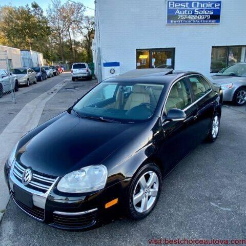 2008 Volkswagen Jetta for sale at Best Choice Auto Sales in Virginia Beach VA