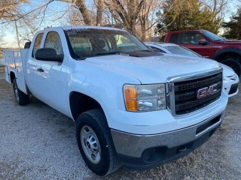 2012 GMC Sierra 2500HD for sale at Car Solutions llc in Augusta KS