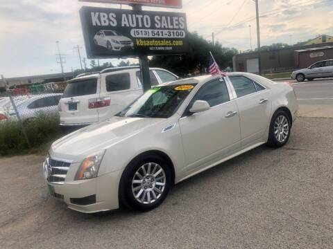 2010 Cadillac CTS for sale at KBS Auto Sales in Cincinnati OH
