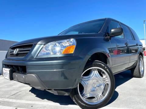 2005 Honda Pilot for sale at Empire Auto Sales in San Jose CA