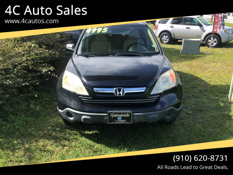 2008 Honda CR-V for sale at 4C Auto Sales in Wilmington NC