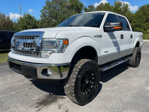 2014 Ford F-150 for sale at Gator Truck Center of Ocala in Ocala FL