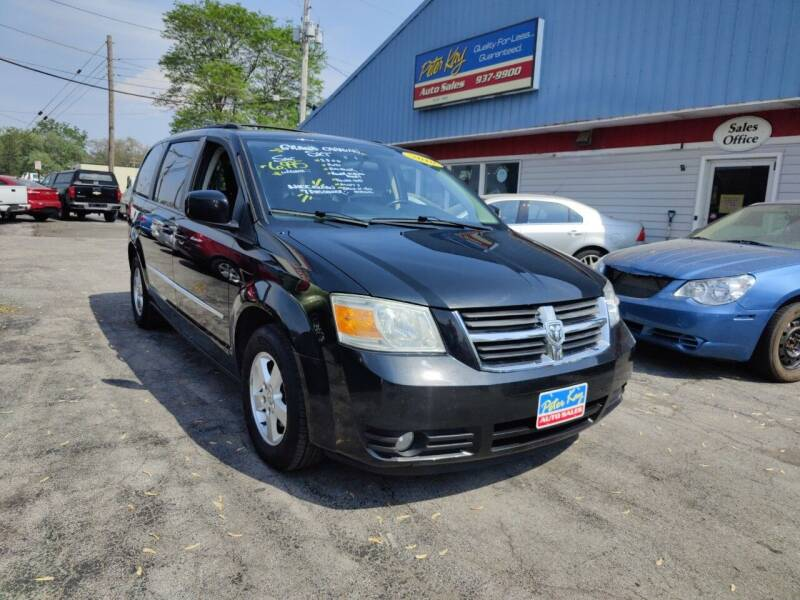 2010 Dodge Grand Caravan for sale at Peter Kay Auto Sales in Alden NY