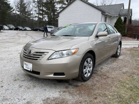 2008 Toyota Camry for sale at Williston Economy Motors in Williston VT