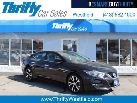 2018 Nissan Maxima for sale at Thrifty Car Sales Westfield in Westfield MA