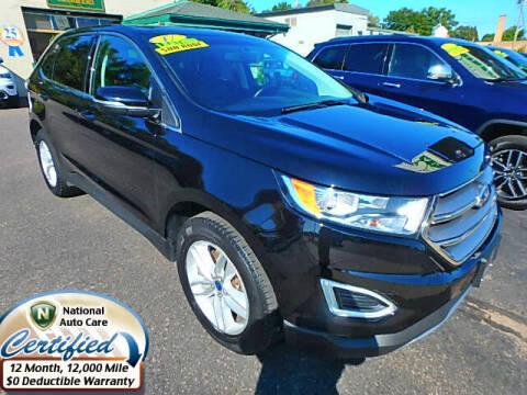 2017 Ford Edge for sale at Jon's Auto in Marquette MI