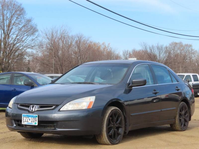 2004 Honda Accord for sale at Big Man Motors in Farmington MN