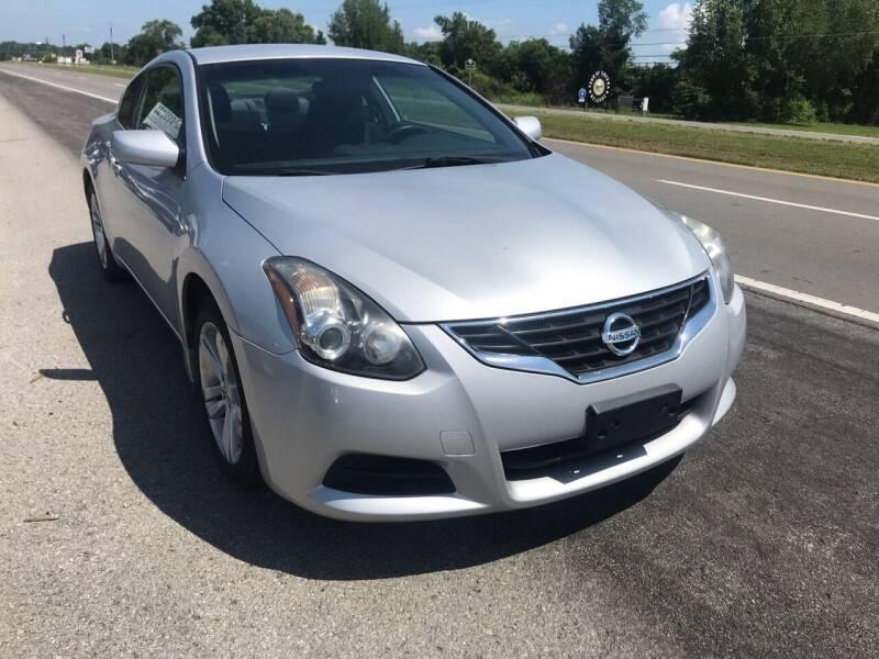 2012 Nissan Altima for sale at Tennessee Auto Brokers LLC in Murfreesboro TN