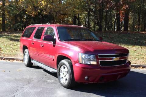 2007 Chevrolet Suburban for sale at El Patron Trucks in Norcross GA