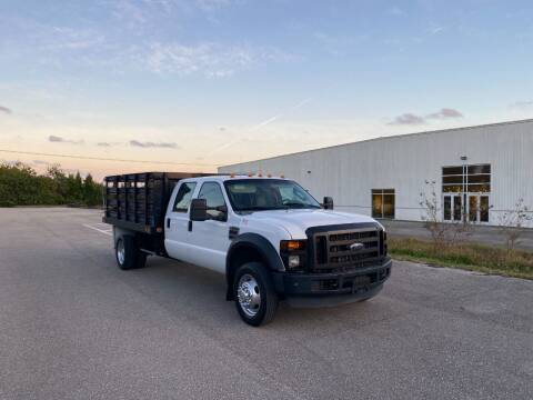 2008 Ford F-550 Super Duty for sale at Prestige Auto of South Florida in North Port FL