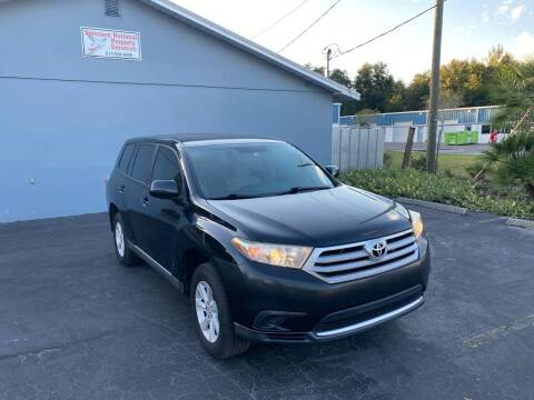 2013 Toyota Highlander for sale at Royal Auto Mart in Tampa FL