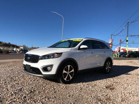 2016 Kia Sorento for sale at 1st Quality Motors LLC in Gallup NM