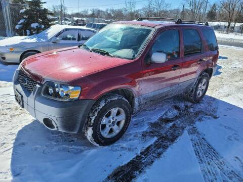 2005 Ford Escape for sale at Steve's Auto Sales in Madison WI