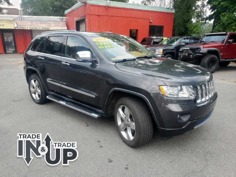 2011 Jeep Grand Cherokee for sale at Cars 4 U in Haverhill MA