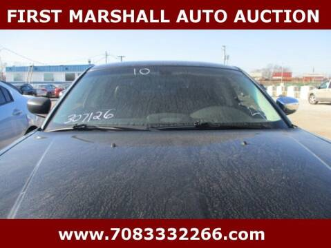 2010 Chrysler 300 for sale at First Marshall Auto Auction in Harvey IL