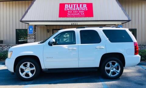 2011 Chevrolet Tahoe for sale at Butler Enterprises in Savannah GA