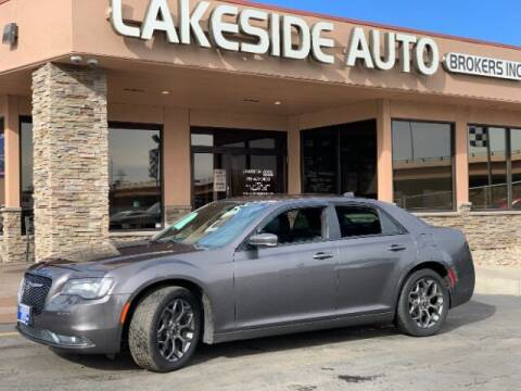 2015 Chrysler 300 for sale at Lakeside Auto Brokers in Colorado Springs CO