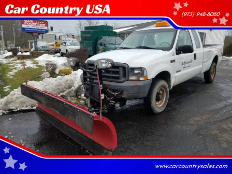 2003 Ford F-250 Super Duty for sale at Car Country USA in Augusta NJ