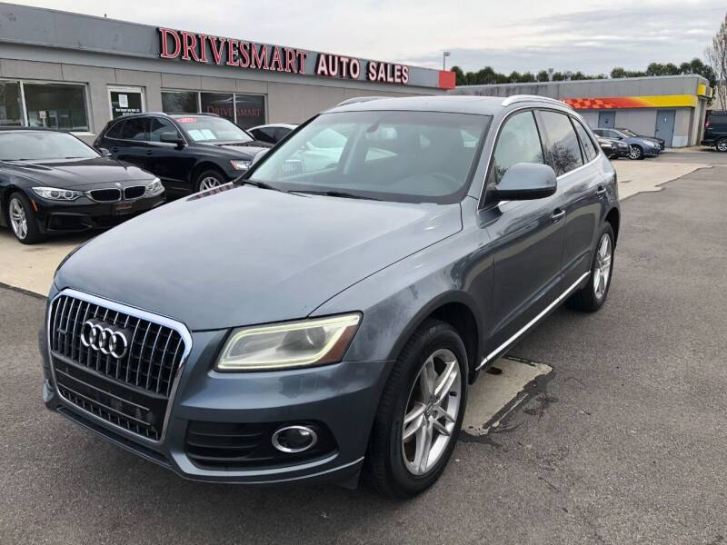 2013 Audi Q5 for sale at DriveSmart Auto Sales in West Chester OH