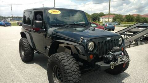 2010 Jeep Wrangler for sale at Kelly & Kelly Supermarket of Cars in Fayetteville NC