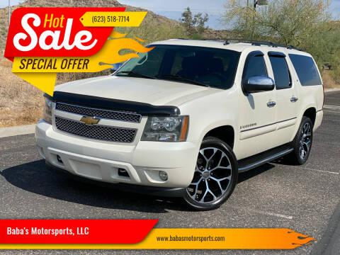 2008 Chevrolet Suburban for sale at Baba's Motorsports, LLC in Phoenix AZ