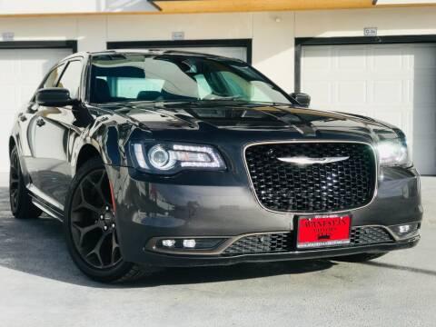 2017 Chrysler 300 for sale at Avanesyan Motors in Orem UT
