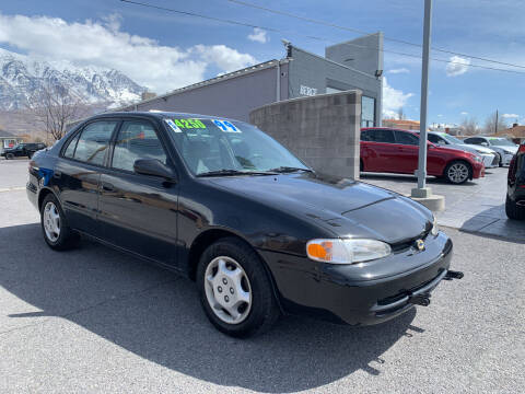 1999 Chevrolet Prizm for sale at Berge Auto in Orem UT