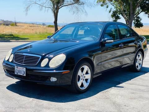 2003 Mercedes-Benz E-Class for sale at Silmi Auto Sales in Newark CA