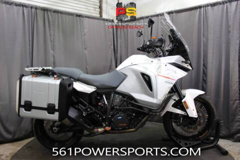 2016 KTM 1290 Super Adventure for sale at Powersports of Palm Beach in Hollywood FL