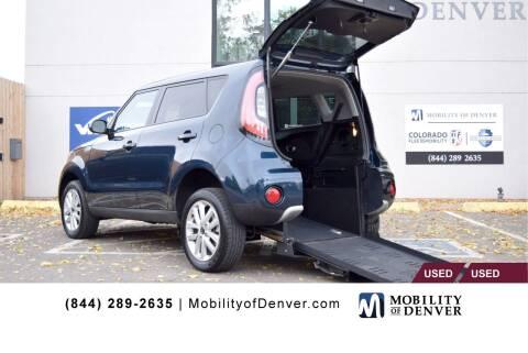2019 Kia Soul for sale at CO Fleet & Mobility in Denver CO