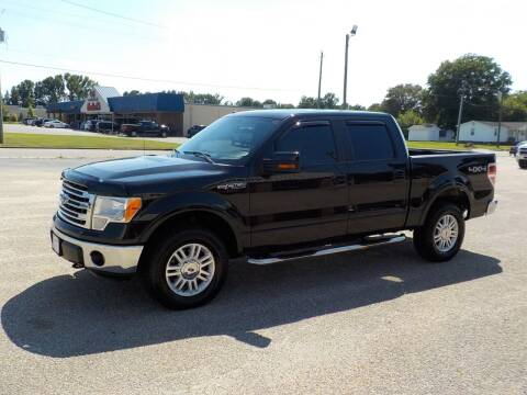 2014 Ford F-150 for sale at Young's Motor Company Inc. in Benson NC