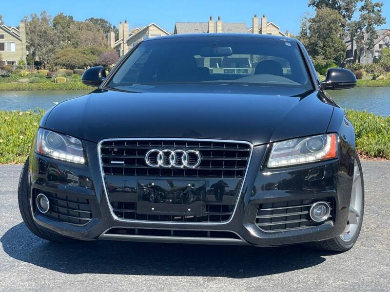 2009 Audi A5 for sale at Continental Car Sales in San Mateo CA